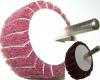 combi-s abrasive wheel(coated abrasive tool,abrasive product)
