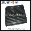 automotive rubber parts Dongfeng truck intake corrugation hose