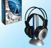 fashional noise cancelling music headphone