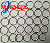 25% Ag SILVER BRAZING RING SILVER SOLDER RING SILVER FILLER RING FOR WELDING LARGE BRAZING SEAM