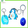 colorful PVC Key chain(European standard and direct factory)