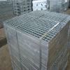 Electro Galvanized Steel Grating Manufacturing