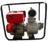 Hot sale cheap 7.7hp gasoline water pump