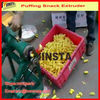 5.5Kw Motor or Diesel High Quality 50kg Capacity Corn, Rice, Flour Small Electric Sanck Corn Puffs Machine