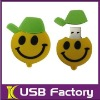 Hot-selling custom pvc usb 4gb factory direct selling