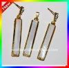 New arrival Elegant design fashion shell Jewelry Set JS304