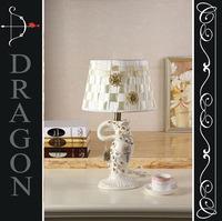 Ceramic desk lamp