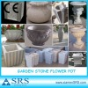 China cheap Old Stone flower pots pillar