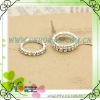 rhinestone wedding ring