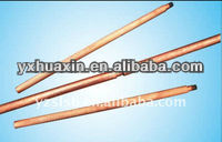 13 DC copper coated jointed gouging rods