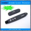 Green Light Wireless Laser Pointer