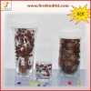 2011 New Decorative Glass Crafts with natural plants