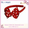 ribbon hair accessory for young girl
