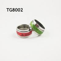 religious titanium stainless steel rings