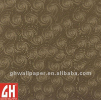 2012 New Style PVC/Vinyl Colorful Wallpaper