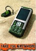 IP65 Waterproof Mobile Phone