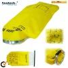 yellow waterproof flat dry tube bag