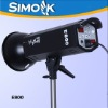 800W studio flash photographic equipment