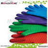 Alibaba recommend five fingers heat-resistant silicone oven mitt