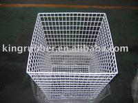 Iron Rubbish basket