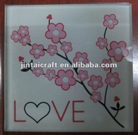 glass coaster, gift coaster, wedding coaster