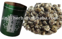 ORGANIC JASMINE DRAGON PEARLS TEA Ball,strong Jasmine aroma