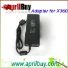 Power Supply XP-360 For Xbox 360 Slim New Xbox Ac Power Adapter 135W X803215-002