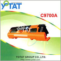 Laser toner cartridge for HP C9700A C9701A C9703A C9702A C9704A