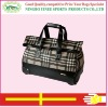 PVC Duffle Bag Trolley Wheels Travel Trolley Bag