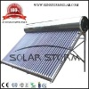 Solar Storm stainless steel vacuum tube solar water heater