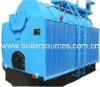 DZH Series 1 ton Coal-Fired Steam Boiler