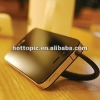 Fashion tail shape silicon sucker stand holder for mobile