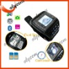 Super watch phone AVATAR ET-2, quadband, dual sim new gsm watch mobile