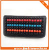 fashion hot sell rivet purse for sale (QYP-391)