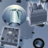 precision casting car parts auto accessories/metal bracket