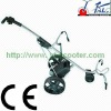 Folding Electric golf trolley