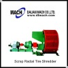 Scrap Radial Tire Shredder LP1200