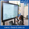 55inch dual touch lcd