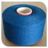 30S/1 light indigo denim yarn