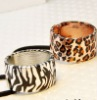 Accessories for woman leopard elastic hair bands