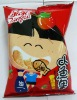 65g Crisp Snack Fish Style/rice crackers