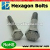 ASME B18.2.1 Hexagon head bolts(hex bolts) 1/2-12*1