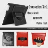Leather Cases For iPad,Leather Case For Apple iPad Innovation 3in1 Cover