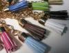 beauty essential stylish tassel metal hook buckle slender waist belt hot