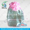 durable in use pvc packing bag gift bag