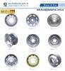 All series Steel wheels