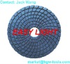 Wet Polishing Resin Pad with Velcro