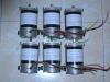 High voltage DC motor