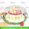 wholesale clear handmade cake dome cover