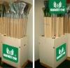 Garden Rake with long handle